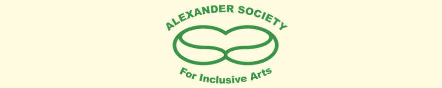 Alexander Society for Inclusive Arts header image